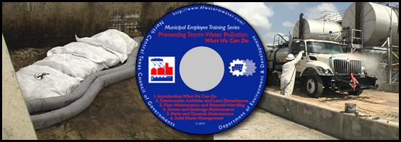 Stormwater Pollution Prevention DVD