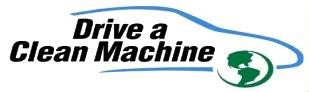 Drive a Clean Machine Logo