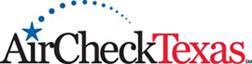 Graphic: AirCheckTexas logo