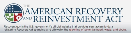 America Recovery and Reinvestment Act logo
