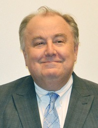A photo of Michael Morris.