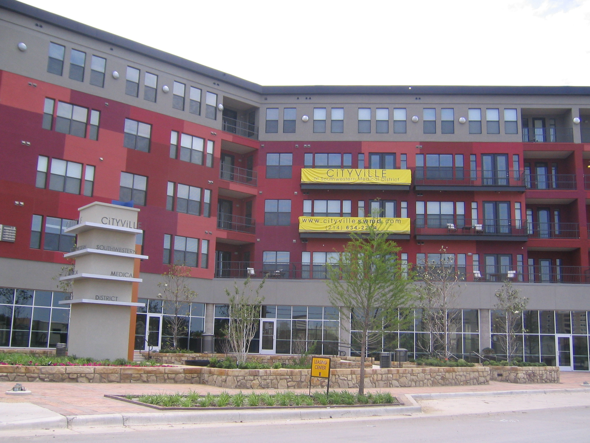 Cityville at Southwestern Medical District